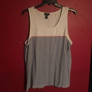 Striped Forever 21 Tank